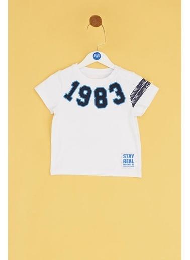 BG Baby Tişört Beyaz